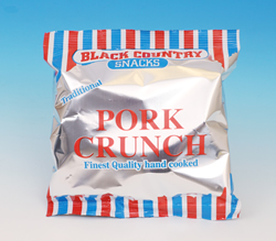 Pork Scratchings - Ace Pub Supplies Black Country Pork Scratchings Crackling Pork Crunch Walsall West Midlands